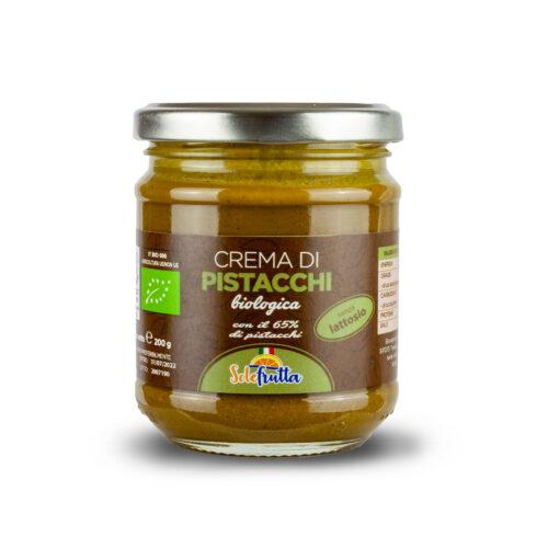 Crema di pistacchi - Bio