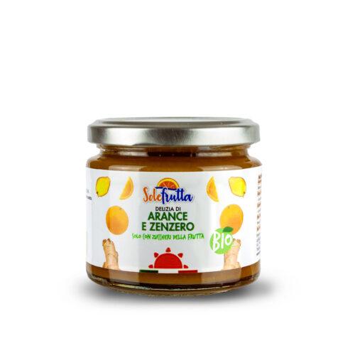 Delizia di arance e zenzero - Bio