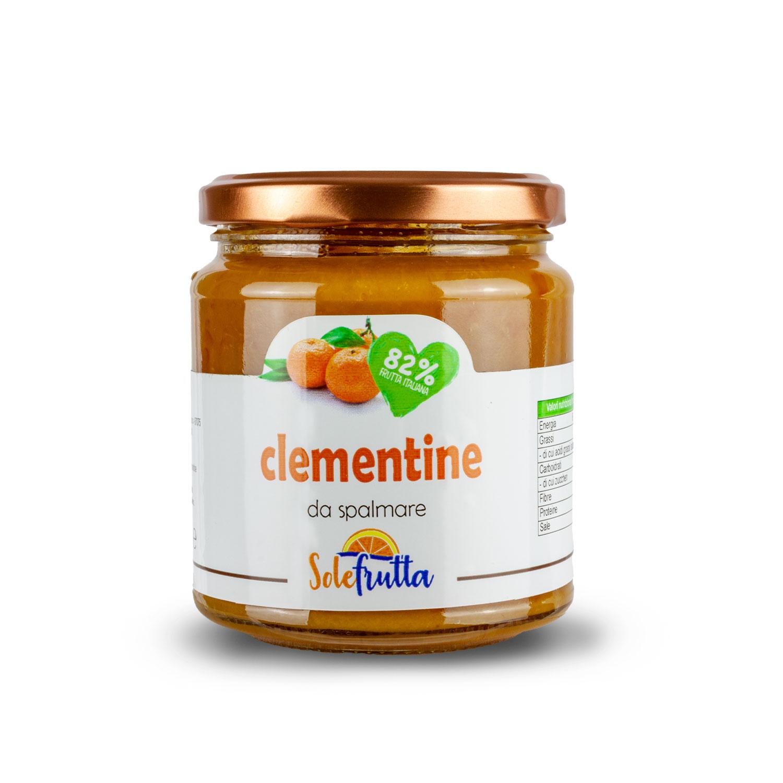 Marmellata di clementine