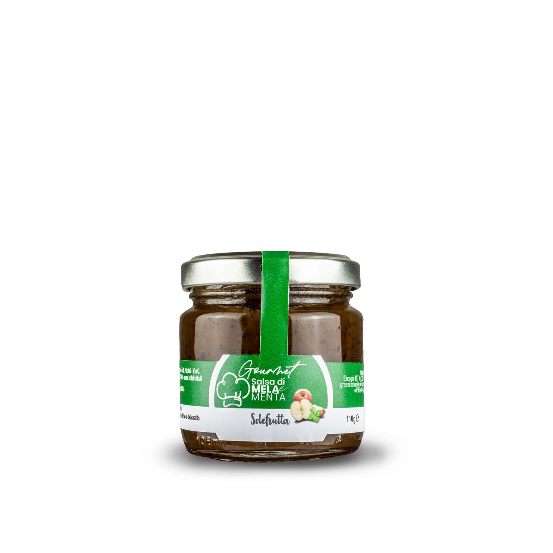 Gourmet - Salsa di mela e menta - 110g