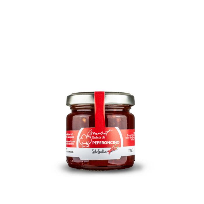 Gourmet - Salsa di peperoncino piccante - 110g